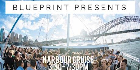 BLUEPRINT Presents- Saturday   Harbour  Cruise- Sydney Harbour tickets
