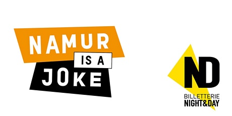 Namur is a Joke 2021 - EXTRANIMAL billets