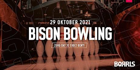 BORRLS bij Bison Bowling tickets