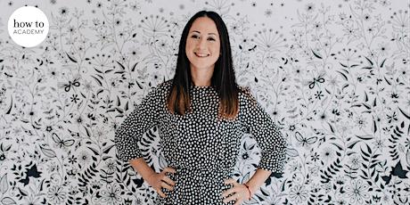 Johanna Basford – How to Discover Your Creative Self tickets