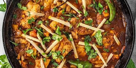 Chicken Karahi Friday Night Curry Night with Raheel tickets