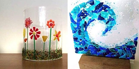 """Fused glass workshop - """"Make a PICTURE or an ARCH"""" tickets"""