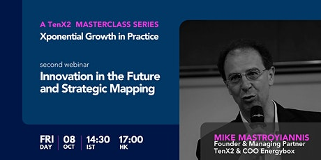 Innovation in the Future and Strategic Mapping Tickets