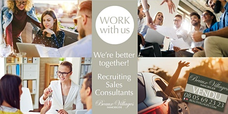RECRUITING IN PIÉGUT-PLUVIERS - Independent Property Consultants billets