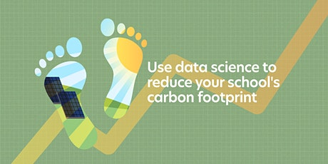Data Skills Live: Use Data Science to reduce your school's carbon footprint tickets