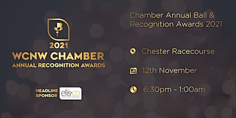 Chamber Annual Ball & Recognition Awards 2021 tickets