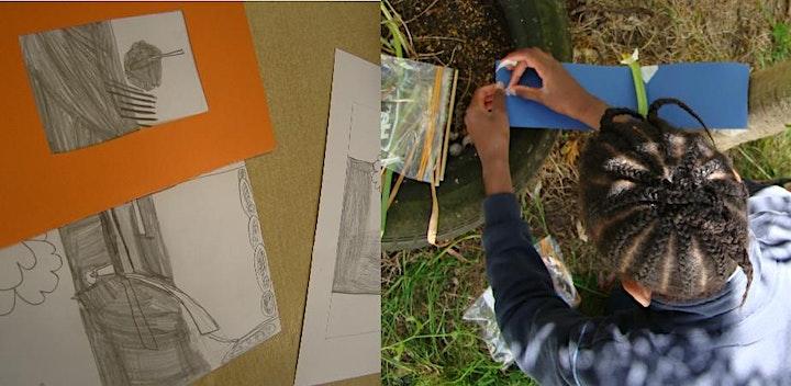 Documentation Award Series: 'Place' Teacher Artist Partnership Project image