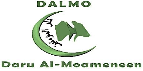2nd Jummah Prayer At DALMO   1:45 PM tickets