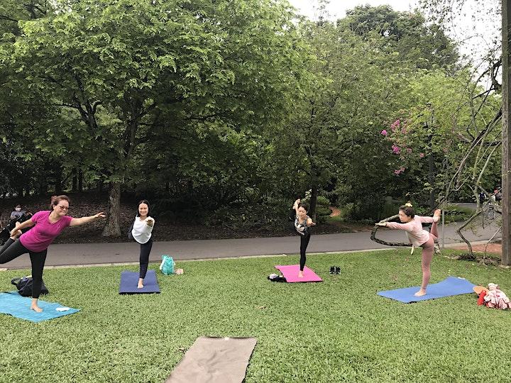 Yoga for Vitality And Energy image