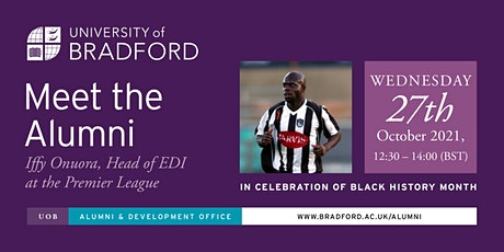 A Conversation with Iffy Onuora, Head of EDI at the Premier League tickets