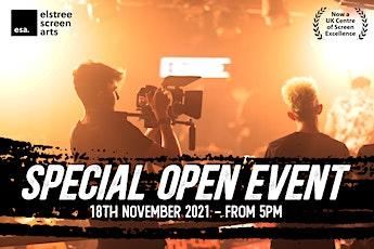 18th Nov - ESA Open Event 2021 - Principal's talk tickets