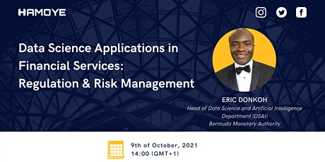 Data Science Applications in Financial Services tickets