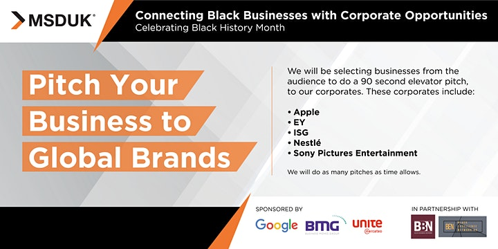 Connecting Black Businesses with Corporate Opportunities image