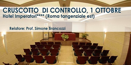 BOOTCAMP  CRUSCOTTO DI CONTROLLO, in aula a Roma 1 ottobre biglietti