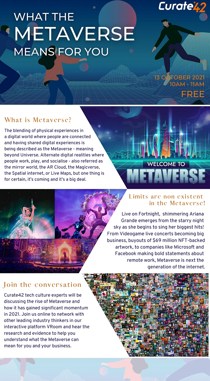 What The Metaverse Means For You image