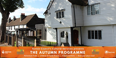 Visit Whitehall Historic House for New Autumn Exhibitions tickets