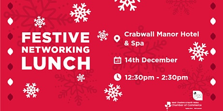 Chamber Festive Networking Lunch tickets