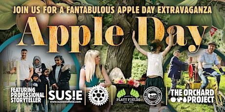 Apple Day @ Platt Fields Park tickets