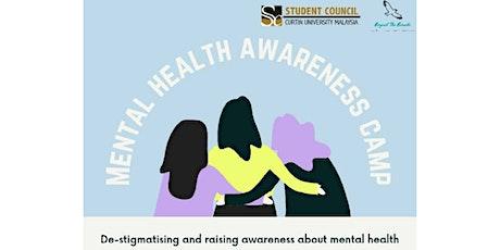 Mental Health Awareness Camp tickets