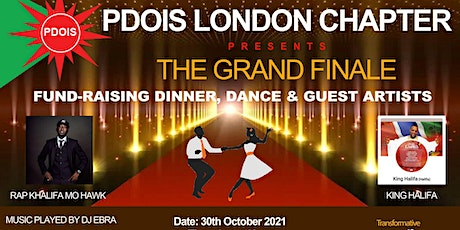 THE GRAND FINALE - First Release tickets