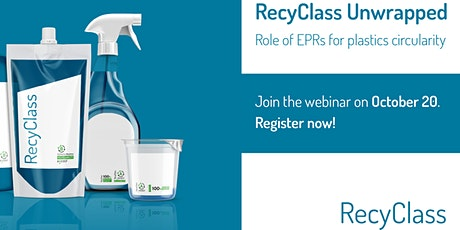 RecyClass Unwrapped: Role of EPRs for plastics circularity tickets