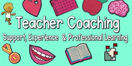 FREE 5 day Teacher Coaching Bootcamp! tickets