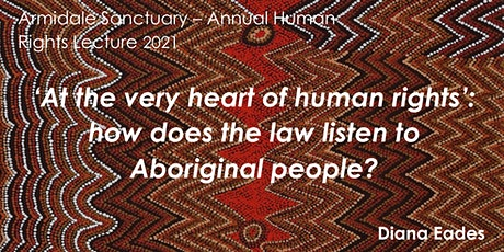 Annual Human Rights Lecture 2021 - Online tickets