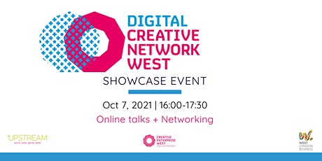 Digital Creative Network West tickets