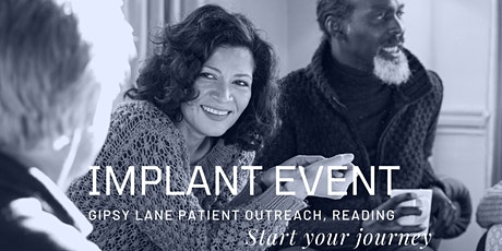 Dental Implant Patient Outreach FREE tickets
