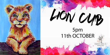 Easely Does It - Lion Cub- with Maria + 14 day recording tickets