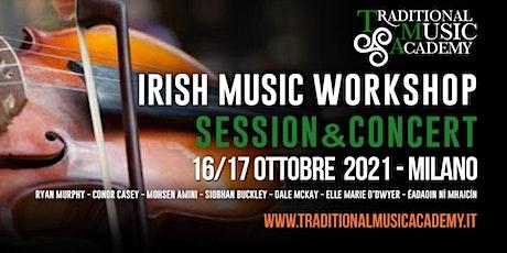 Musica Irlandese - Workshop biglietti