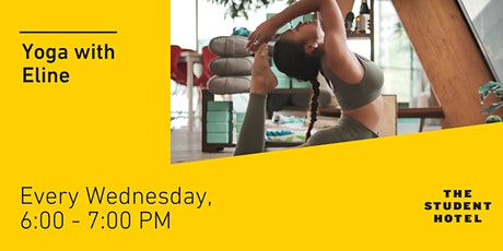 Yoga W/Eline tickets
