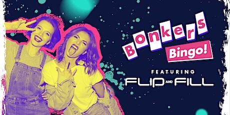 Mecca Blyth Bonkers Bingo Feat Flip N Fill tickets