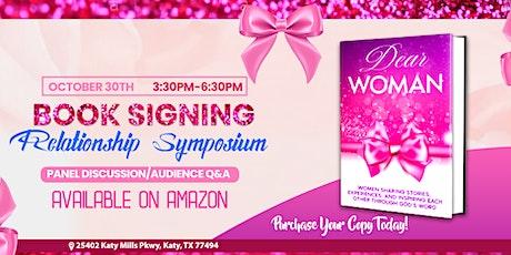 Dear Women Book Signing Event tickets