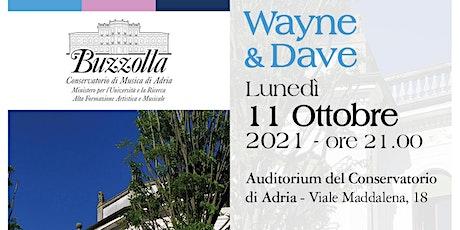 "Adria Large Jazz Ensemble - Progetto ""Wayne & Dave"" biglietti"