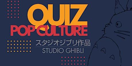 Pop 'n Quiz Studio Ghibli billets