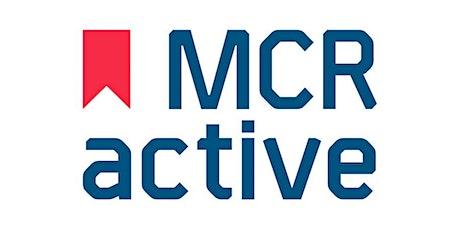 GLL/MCRactive Gymnastics @ Belle Vue  5 to 7 tickets