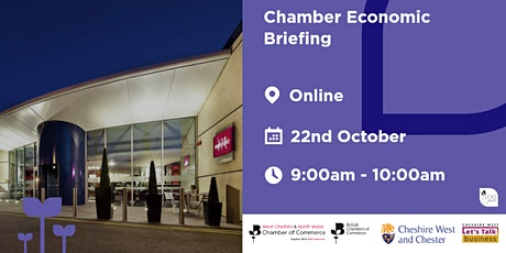 Chamber Economic Briefing tickets