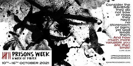 Prisons Week 2021 - Respair - the return of hope after a period of despair tickets