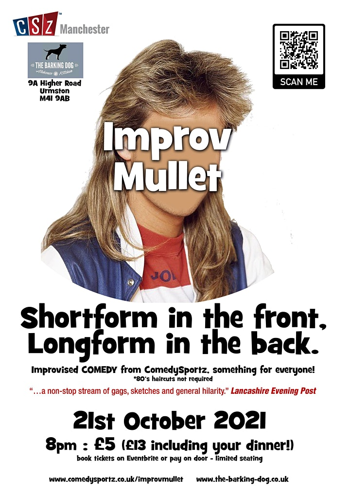 Improv Mullet image