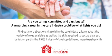 Care Industry Workshop tickets