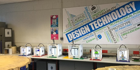 Introduction to 3D Printing in Secondary Education Free CPD Webinar tickets