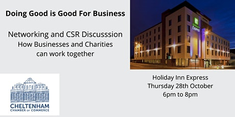 Doing Good Is Good For Business tickets
