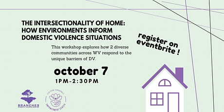 The Intersectionality of Home: How Environments Inform Domestic Violence tickets