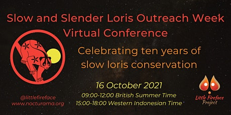 SLOW virtual conservation conference: 10 years of Little Fireface Project tickets