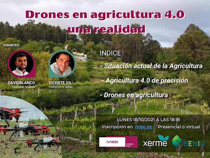 Imagen de DRONES EN AGRICULTURA 4.0