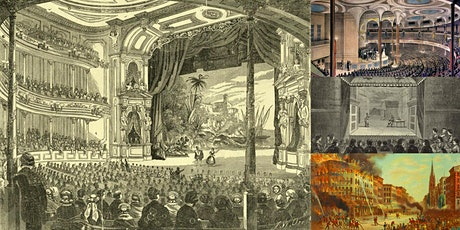 'The Origins of Broadway: Rise of New York's Early Theater Scene' Webinar tickets
