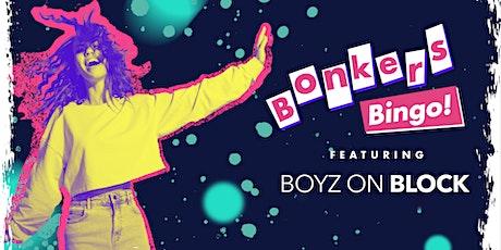 Bonkers Bingo: Mecca Croydon Boyz On Block tickets