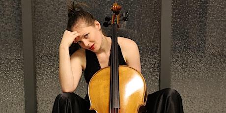 Hanneke Rouw, cello en Sofia Vasheruk,piano tickets