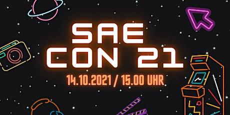 SAE Con Köln 2021 Tickets
